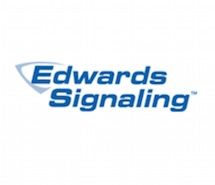 Edwards Signaling LIne Card Logo